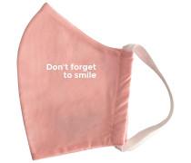 Soft Pink Mundschutz & Maske