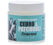 100 ml  Cedar and Patchuli Handcreme