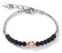 -Armband Edelstahl Swarovski-Kristall One Size 88064321