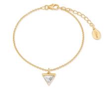 Armband für aus gelbvergoldetem 925er Sterling Silber