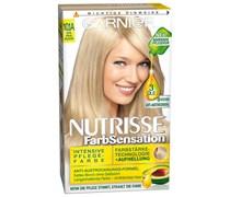 1 Stück  10.1 - Extra Kühles Hellblond Nutrisse Farbsensation Intensivcoloration Haarfarbe