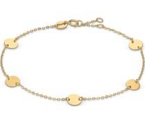 -Armband 375er Gelbgold One Size 87488845