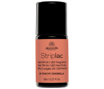 8 ml  81 - Peachy Cinderella Striplac Nagelgel