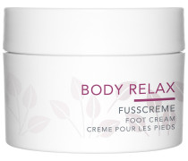 Body Relax Clean Beauty Fußcreme 50ml