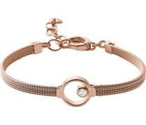 -Armband Edelstahl 1 Glasstein One Size 86993651