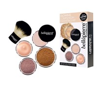 Deep Glowing Complexion Essentials Kit Make-up Set