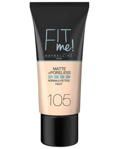 Nr. 105 - Natural Ivory Foundation 30ml