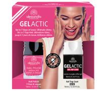 Pink Nagellack Set