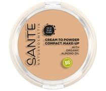 Teint Make-up Puder 9g