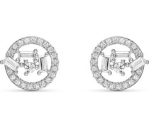 -Ohrstecker Ohrstecker aus Sterling Silber 925er 98 Zirkonia One Size 87911527