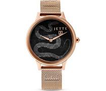 -Uhren Analog Quarz Silber 32013535