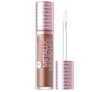 Lipgloss Lippen-Make-Up 4.8 g Rosegold