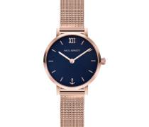 -Uhren Analog Quarz One Size 87579956