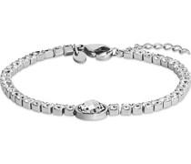 -Armband Edelstahl 40 Zirkonia One Size 87779971