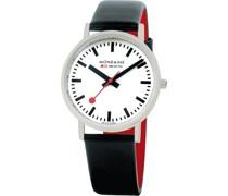 Unisex-Uhren Analog Quarz One Size 86056100