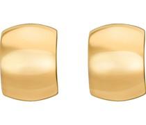 -Ohrstecker 375er Gelbgold One Size 87473732