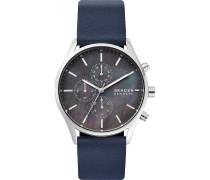 -Uhren Analog Quarz Silber,Schwarz 32013288