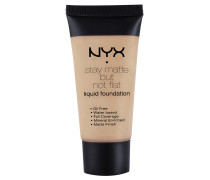 Nr. 10 Caramel Stay Matte But Not Flat Liquid Foundation