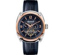 -Uhren Analog Automatik Schwarz 32018093