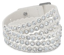 -Armband Power Collection Silber/Weiß 32010387