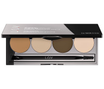 4 g Nr. 300 - Blonde Attitude Browttitute Eyebrow Contouring Palette Make-up Set