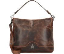Ranger Handtasche Leder 34 cm