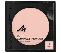 Nr. 2 - Sable Soft Compact Powder Puder