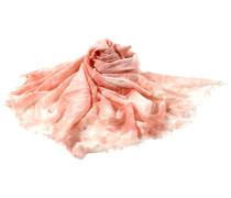 Apricot Wohlfühlschal Batik Schal