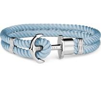 Unisex-Armband Perlon-/Nylon/Edelstahl M 32003824