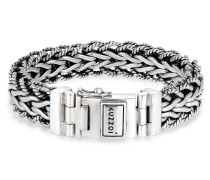 Armband Panzerarmband Gliederkette 925er Silber