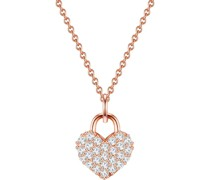 -Kette 925er Silber Zirkonia One Size 88253116
