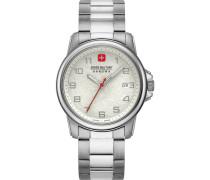 -Uhren Analog Quarz Weiß 32011596