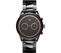 -Uhren Analog Quarz Silber 32016137