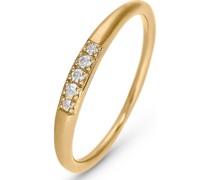 -Damenring 5 Diamant 52 32011809