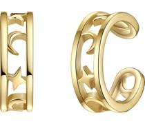 -Ear Cuff 925er Silber One Size 88163851