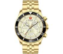 -Uhren Analog Quarz Gold 32011589