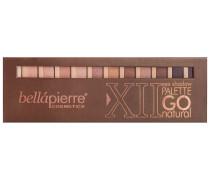 14 g  Go Natural 12 Eyeshadow Palette Lidschattenpalette