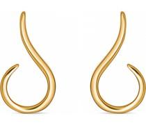 Gold-Ohrstecker 375er Gelbgold One Size 87716384