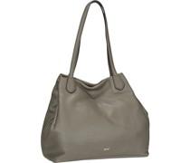 Armband Kreis Plättchen Matt Basic Trend Geo 925 Silber