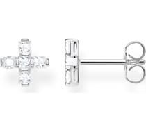 -Ohrh�nger 925er Silber One Size 87794385
