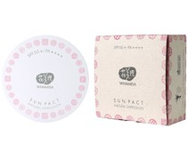 Organic Flowers Sun Pact Natural Expression 16g