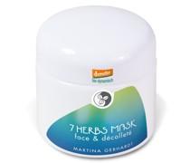 7 Herbs Mask - Face & Décolleté 100ml