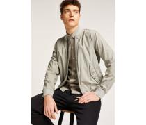 Jerseyhemd aus Pima Baumwolle pale olive