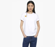 T-Shirt  x Jupe by Jackie white