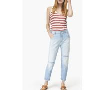 Heartbreaker Jeans aus Broken Twill