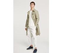 x Girbaud Trenchcoat greeny beige