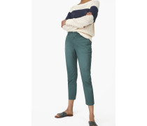 Jack Stretched Light Chino lorbeer green