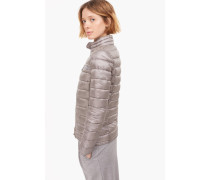 Steppjacke Run slate grey