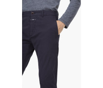 Clifton Slim Stretch Chino navy