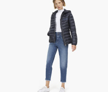 Steppjacke Peak navy